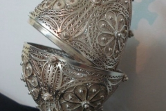 Sterling Silver Filigree Forms / Dimension 0 x 0 cm / SF. 00007