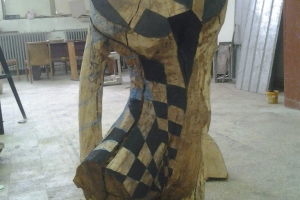 Academic Studies-Sculpture